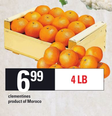 Clementines - 4 Lb