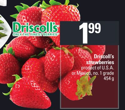 Driscoll's Strawberries - 454 g