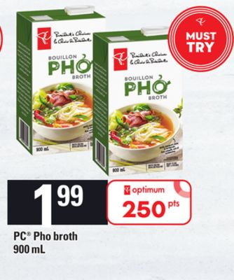 PC Pho Broth - 900 mL