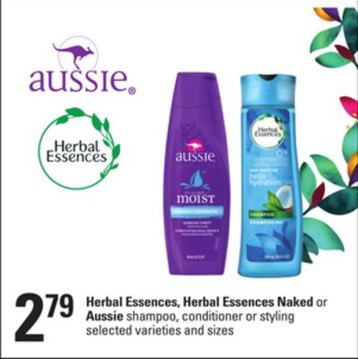 Herbal Essences - Herbal Essences Naked Or Aussie
