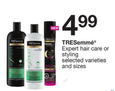 Tresemmé Expert Hair Care Or Styling