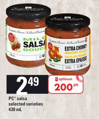 PC Salsa - 430 mL
