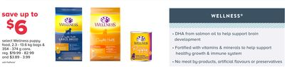 Select Wellness Puppy Food