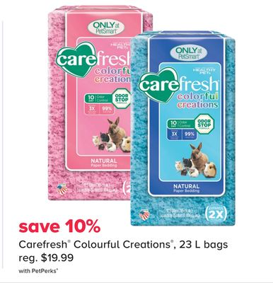 Carefresh Colourful Creations