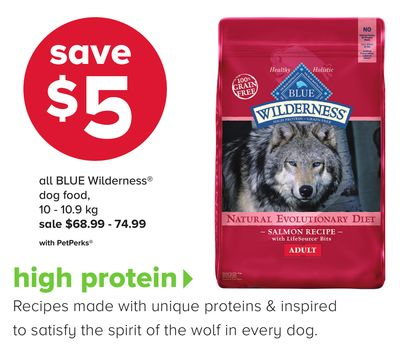 All Blue Wilderness Dog Food