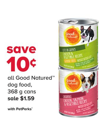 Good Natured Dog Food