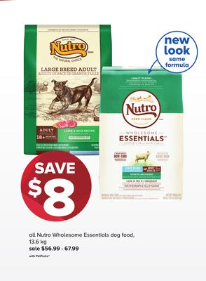 All Nutro Wholesome Essentials Dog Food