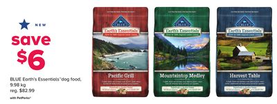 Blue Earth's Essentials Dog Food