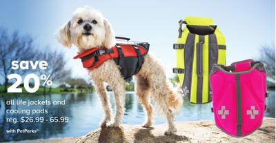 All Life Jackets And Cooling Pads