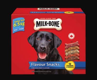 Milk-bone Flavour Snacks - 6.5 Kg