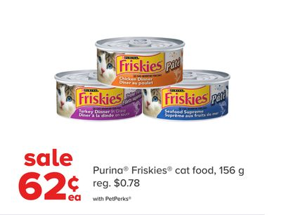 Purina Friskies Cat Food