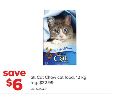 All Cat Chow Cat Food