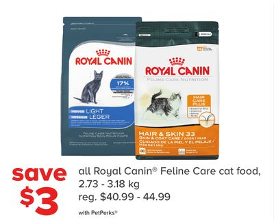 All Royal Canin Feline Care Cat Food