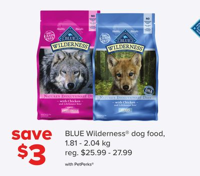 Blue Wilderness Dog Food