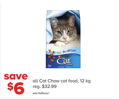 Cat Chow Cat Food