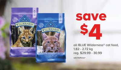 All Blue Wilderness Cat Food