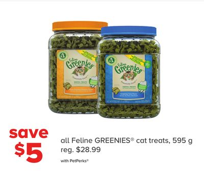 Feline Greenies Cat Treats