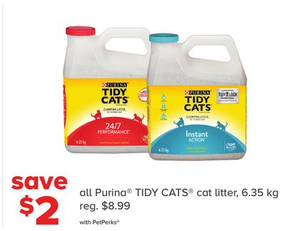 Purina Tidy Cats Cat Litter